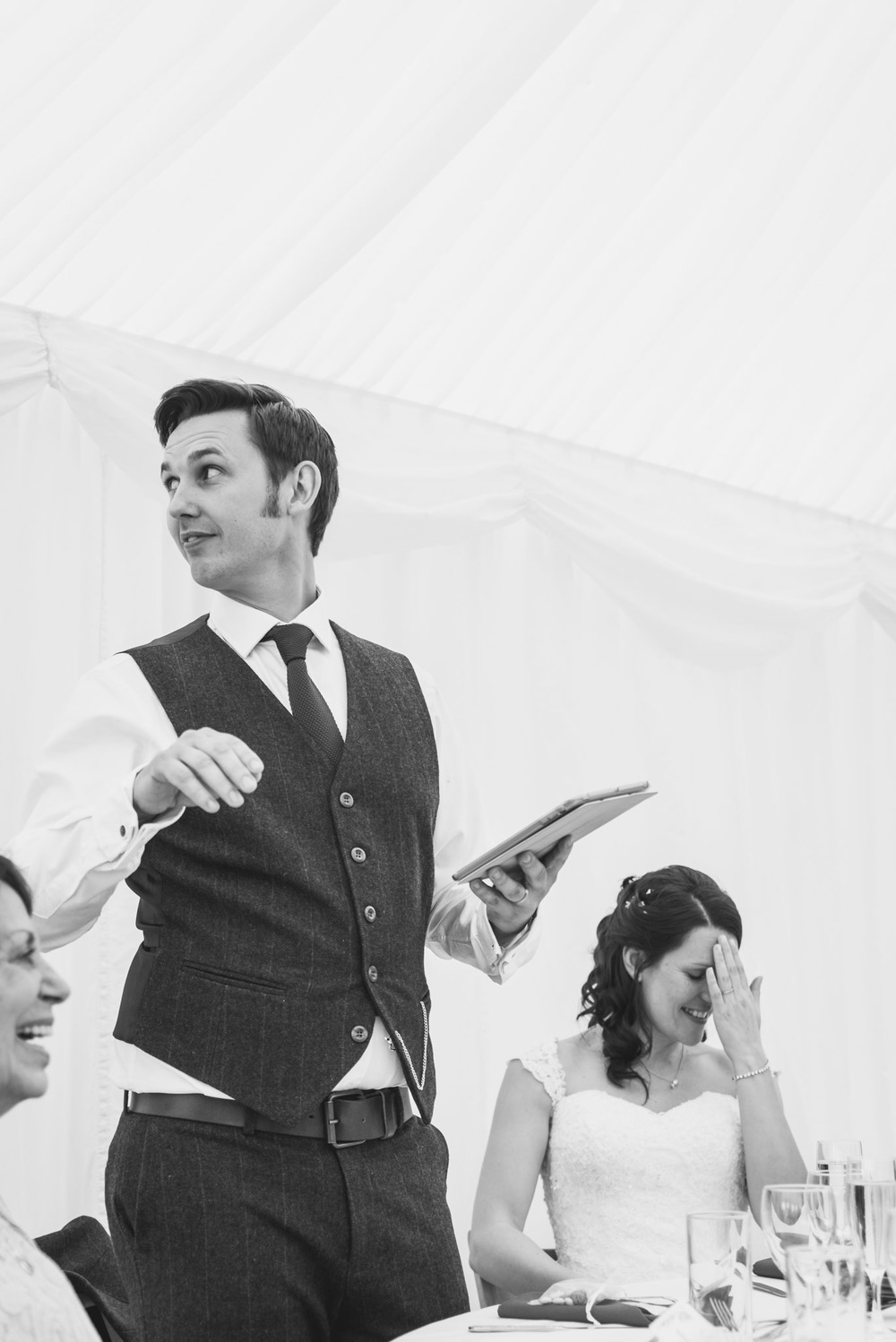 Devon Wedding Photographer - Buckland House - 51