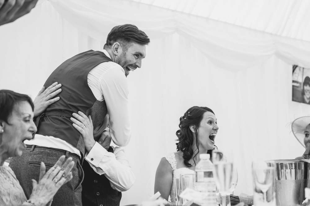 Devon Wedding Photographer - Buckland House - 56