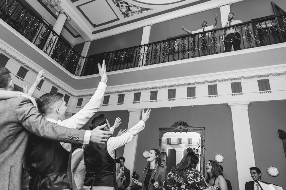 Devon Wedding Photographer - Buckland House - 65