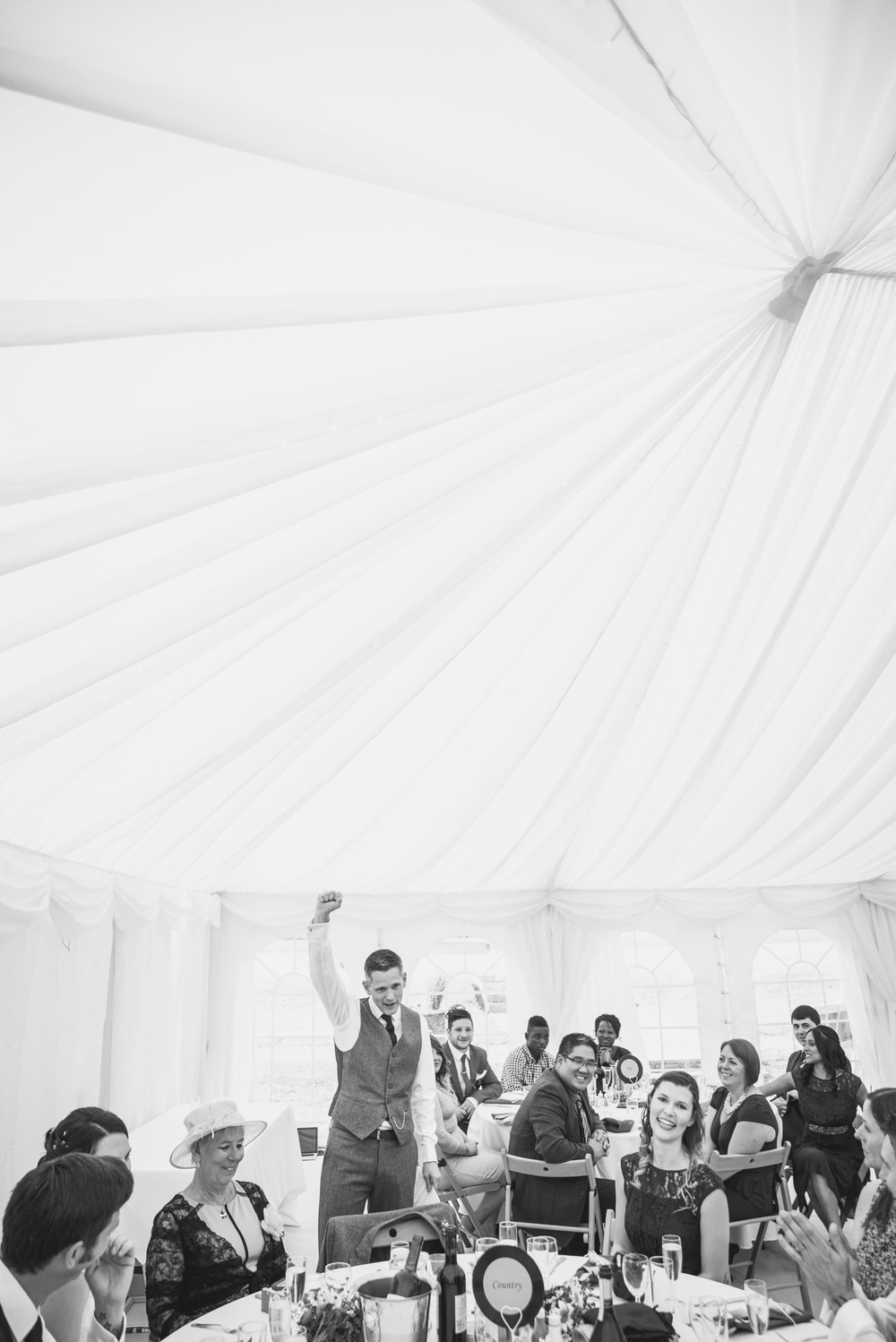 Devon Wedding Photographer - Buckland House - 46