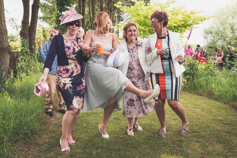 Ash Rescue Centre Wedding Photography 33