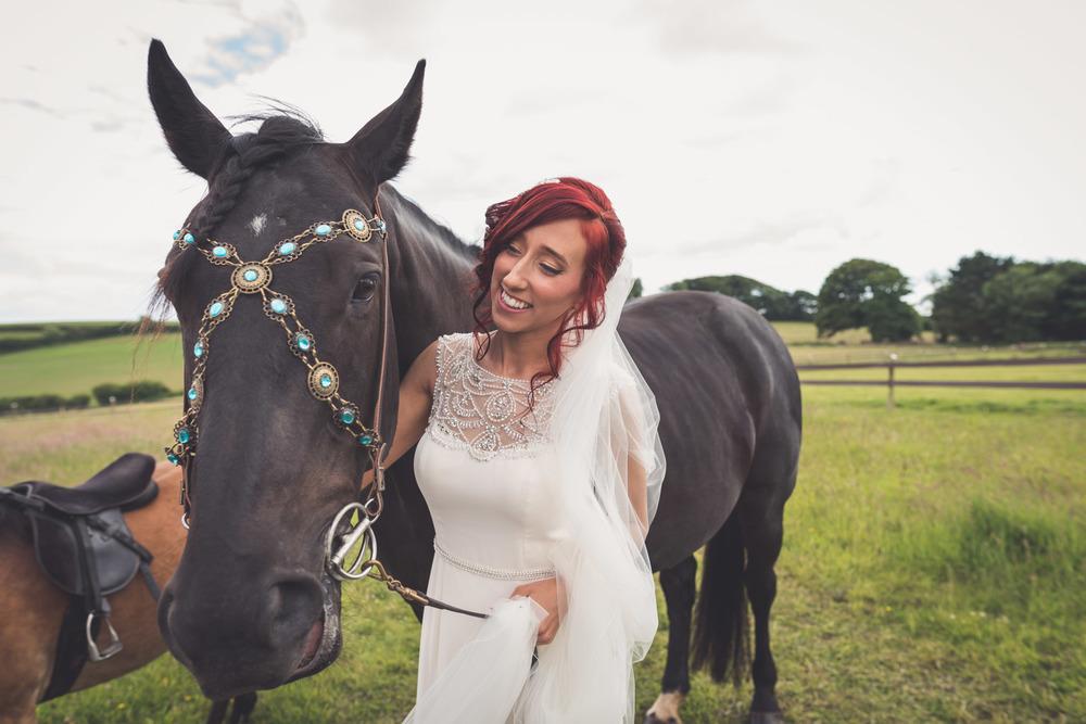 Ash Rescue Centre Wedding Photography 35