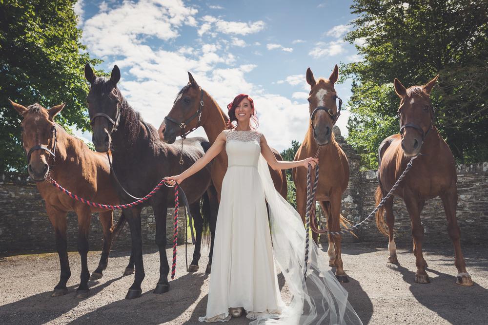 Ash Rescue Centre Wedding Photography 38