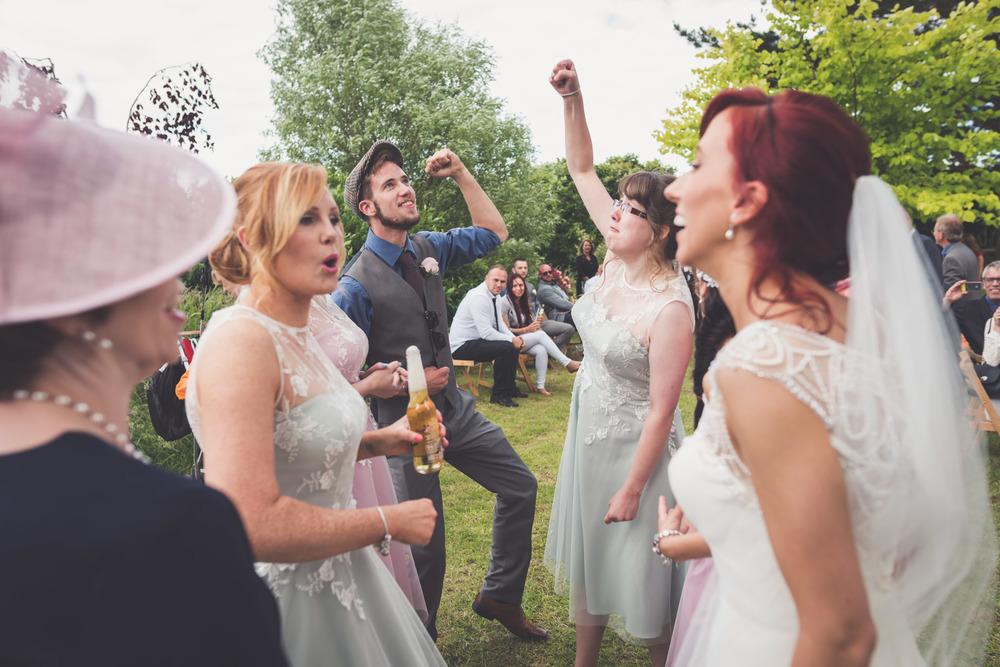 Ash Rescue Centre Wedding Photography 48