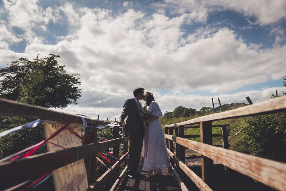 Devon wedding photography, Ellie and James
