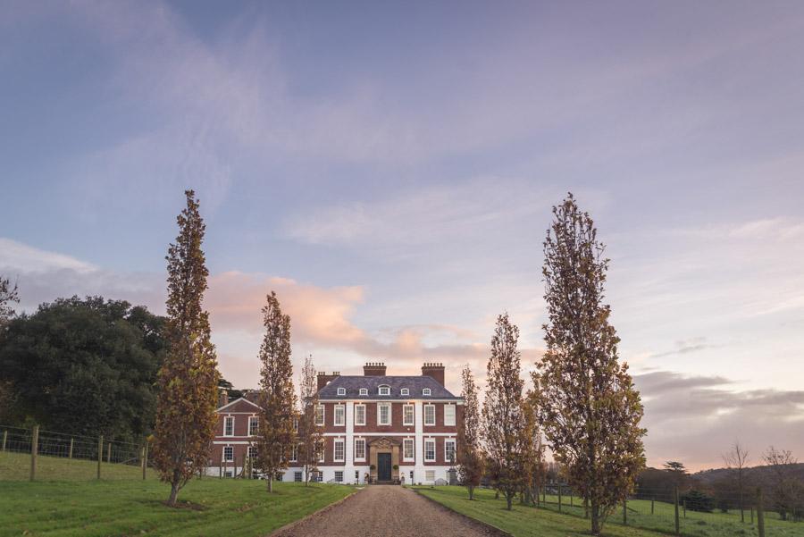 Wedding Venue Devon - Pynes House 1