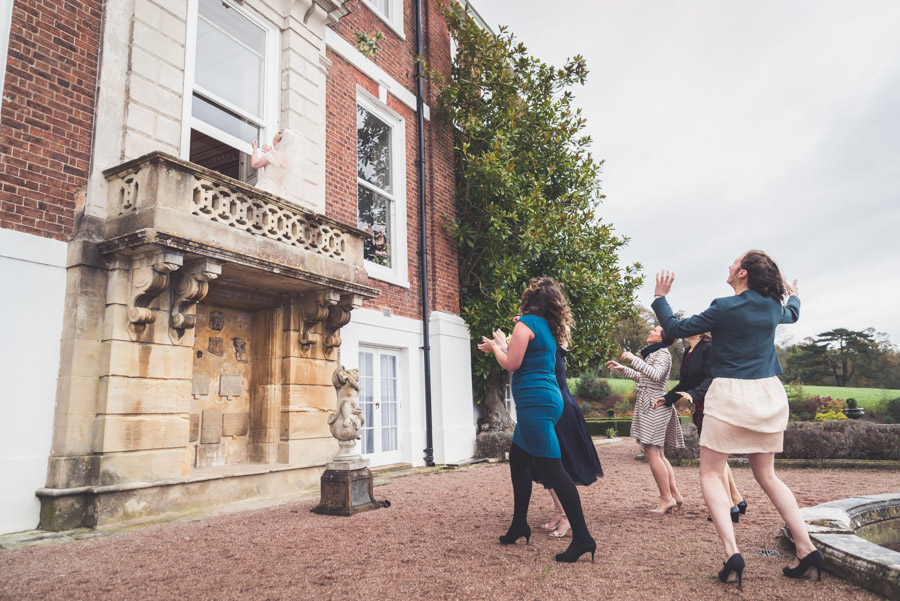 Wedding Venue Devon - Pynes House 4