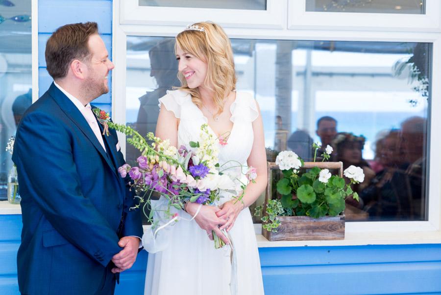 Wedding venue near Devon - Lusty Glaze 2