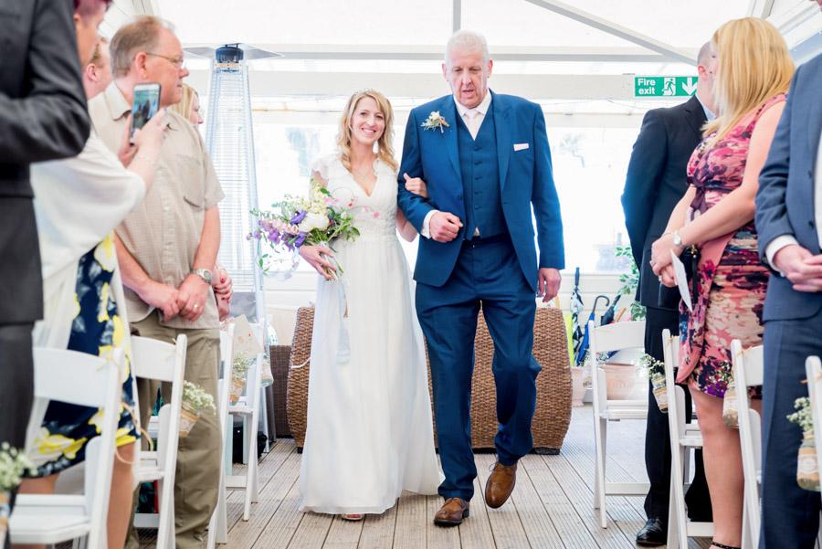 Wedding venue near Devon - Lusty Glaze