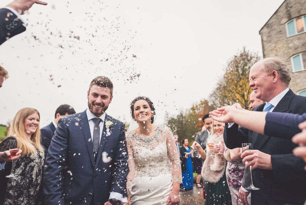 Priston Mill Wedding / Izzy & Nick