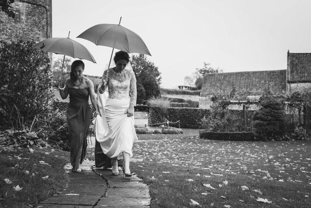 Wedding at Priston Mill near Bath