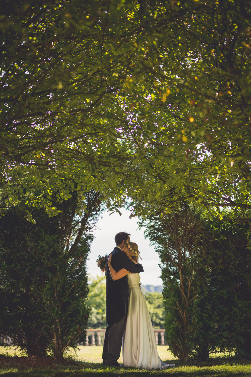 Wedding photography at Bridwel, Devon