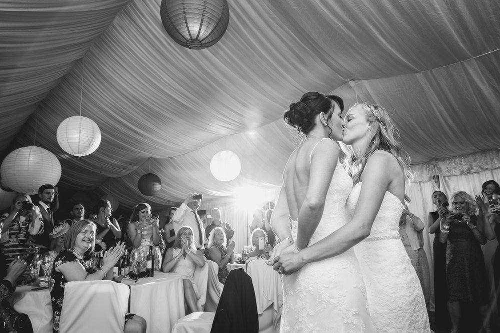 First dance at Beaconside House