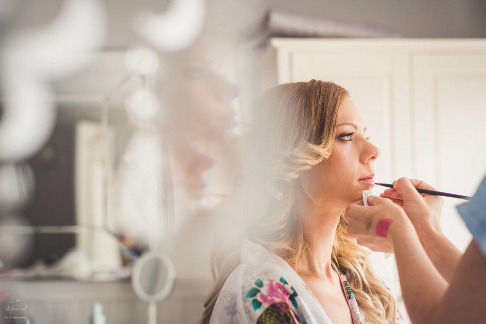 Make up prep