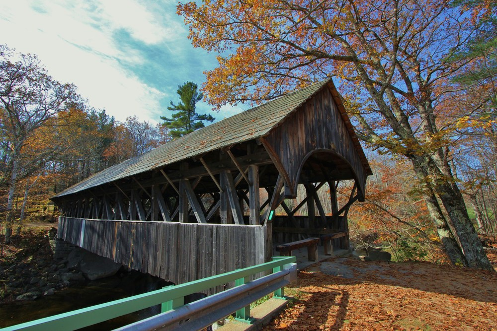 Covered Bridge Redux