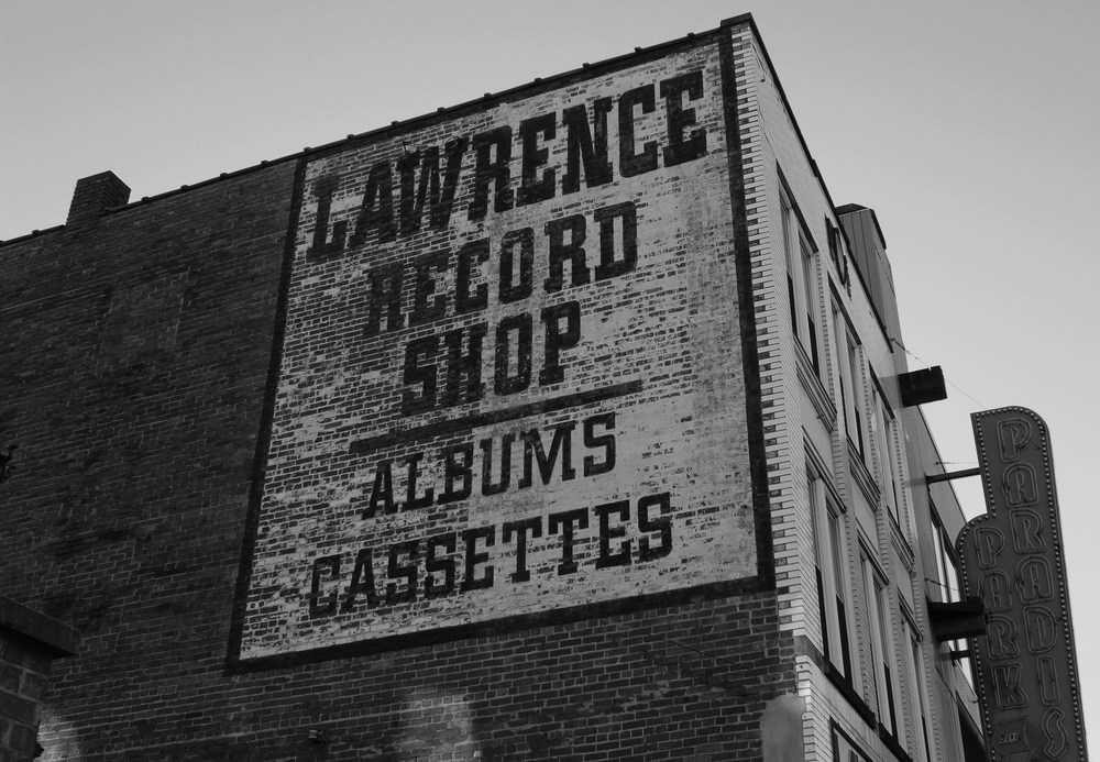 What's A Record Shop?