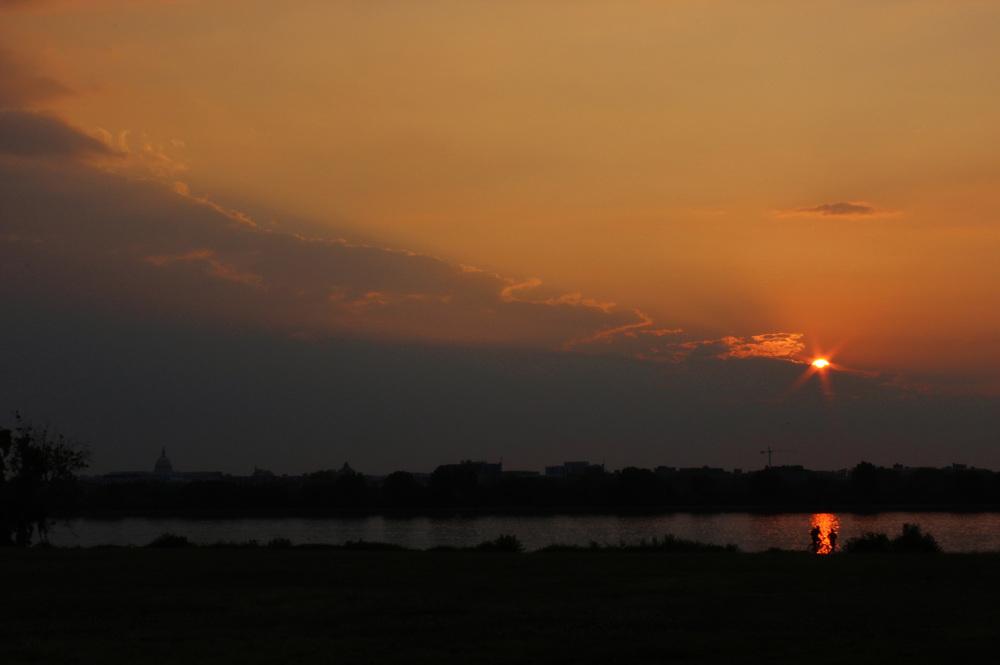 DC Sunrise