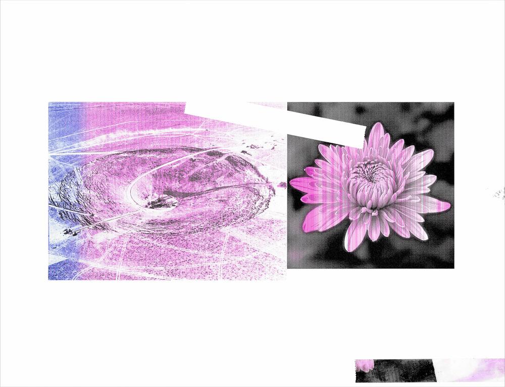 Underground Nuclear Test / Chrysanthemum
