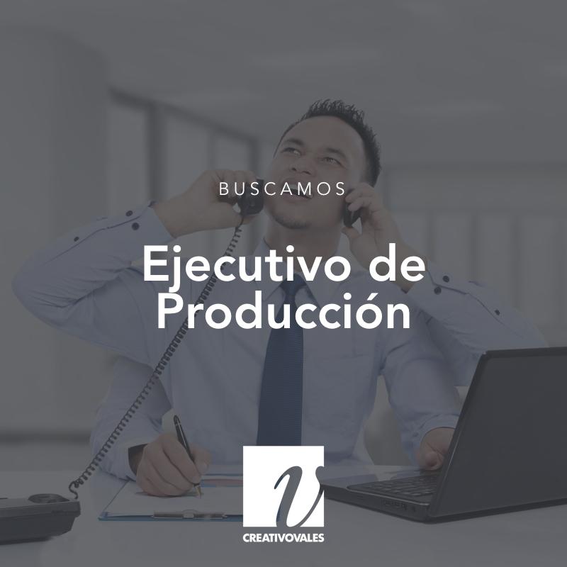ejecutivo de producción
