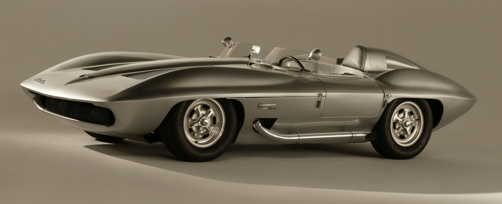 The 1959 Corvette Stingray Concept