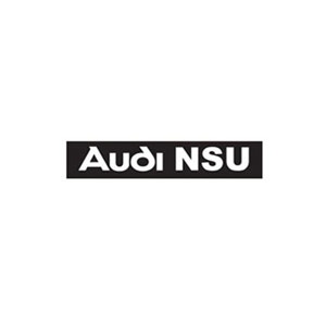 The 1969 NSU merger logo