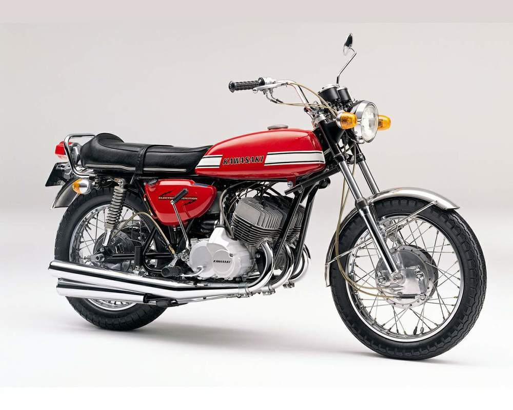 the 1969 75 kawasaki h1 mach iii 95 customs rh 95customs com