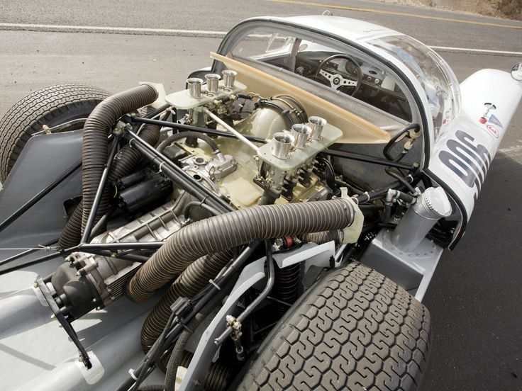 The 20 Most Significant Race Car Engines — 95 Customs