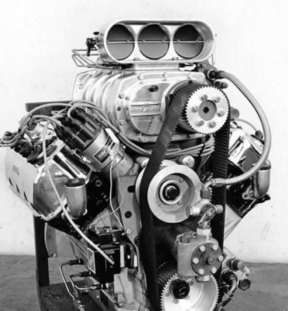 The 20 Most Significant Race Car Engines 95 Customs