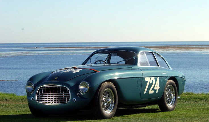 The 1950 LeMans Coupe