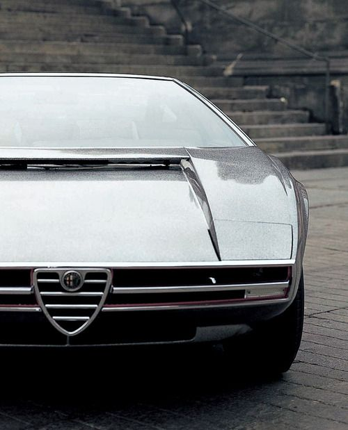The Alfa Romeo Iguana Concept