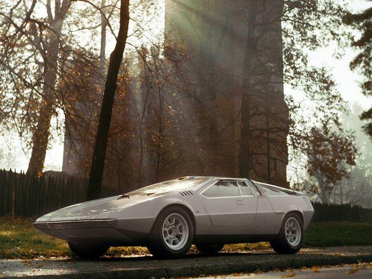 The 1970 Porsche Tapiro
