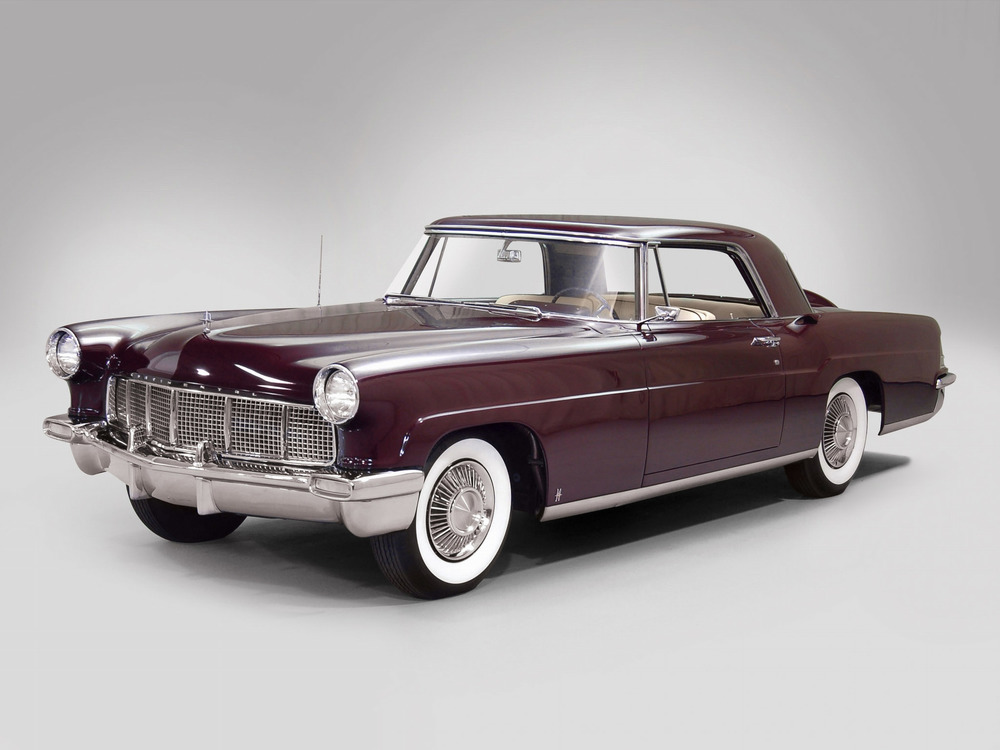 The 1956 Lincoln Continental Mark II