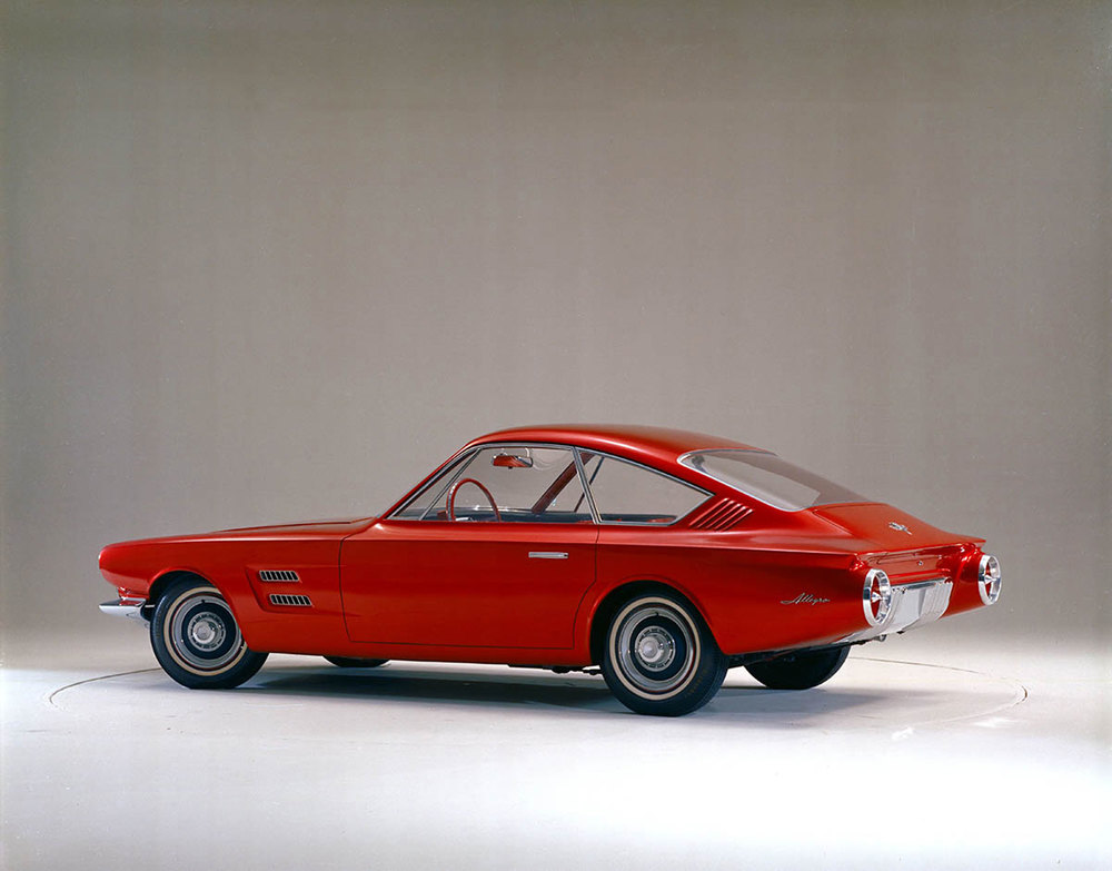 The Allegro Fastback / The Avanti - 1962
