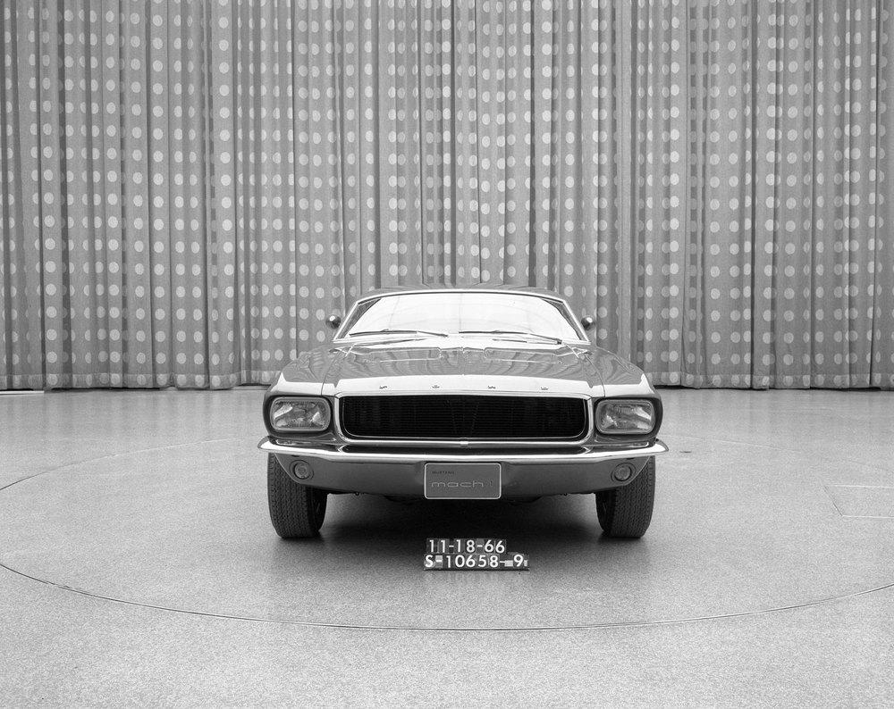 Mach I concept - 1966