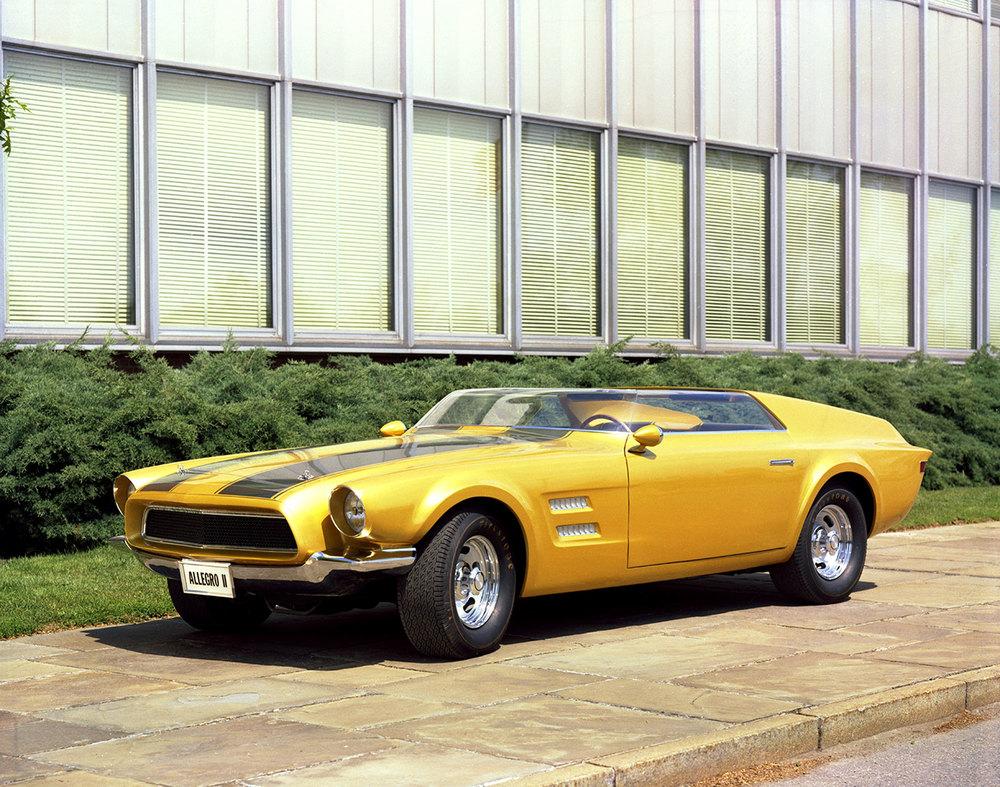 Mustang II / Allegro concept - 1967