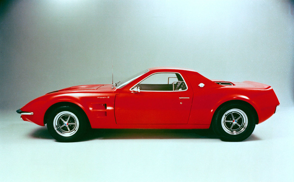 Mustang Mach II concept - 1967