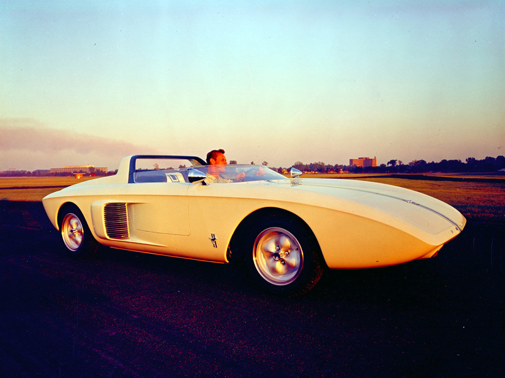 The 1962 Concept Mustang