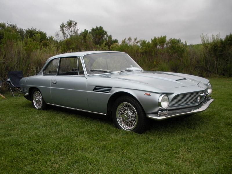 The Iso Rivolta GT