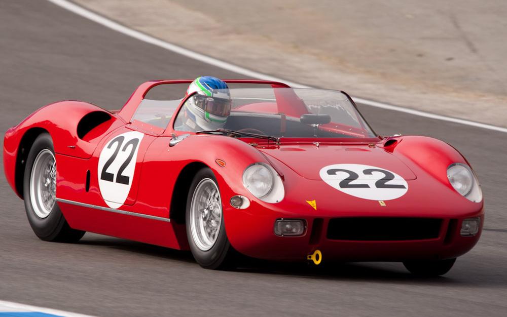 The 1963Ferrari 250 P