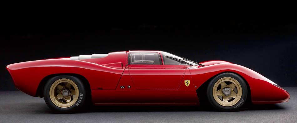 The Evolution of the Ferrari 330 Prototype — 95 Customs