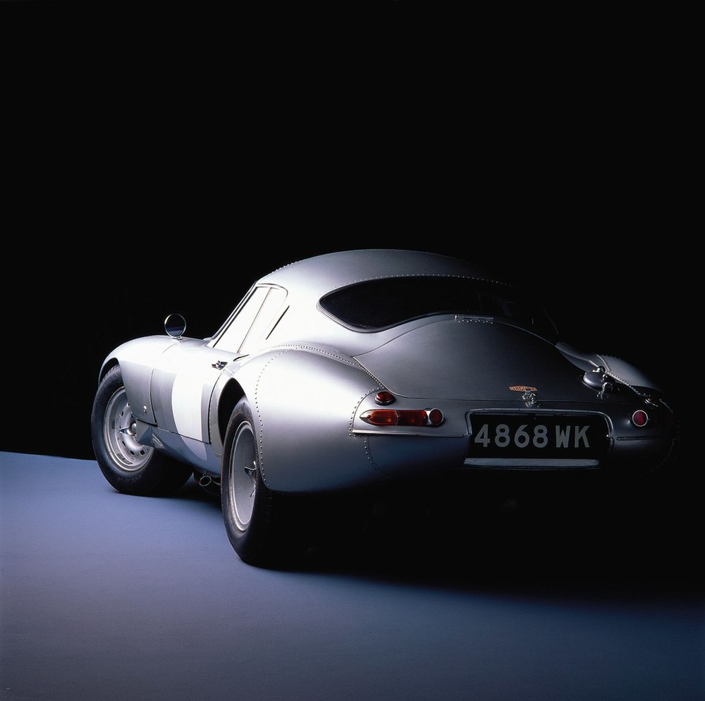 Jaguar E Type: The 1962-63 Jaguar E-Type Low Drag Coupe