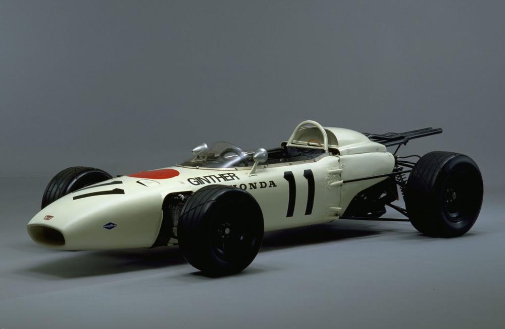 The 1965 Honda RA272 — 95 Customs