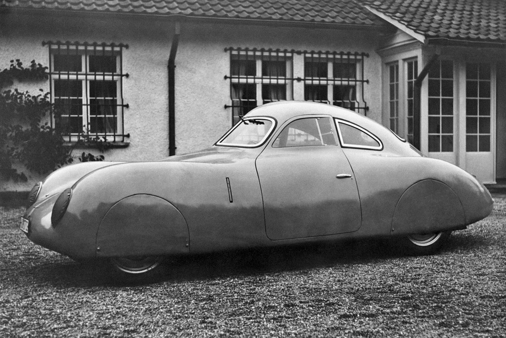 The 10 Best German Concept Cars — 95 Customs