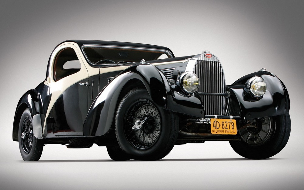 The 1936 Bugatti Type 57sc Atlantic 95 Customs