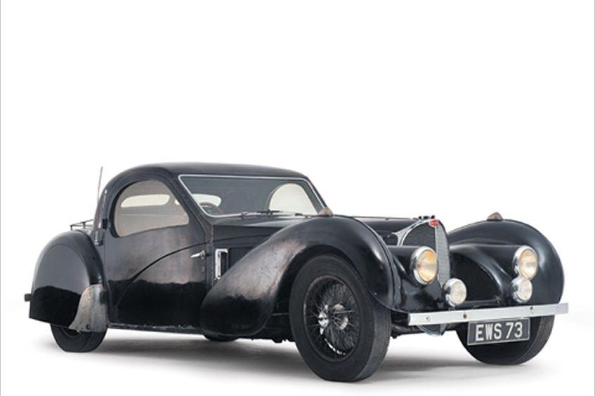 The Bugatti Atalante