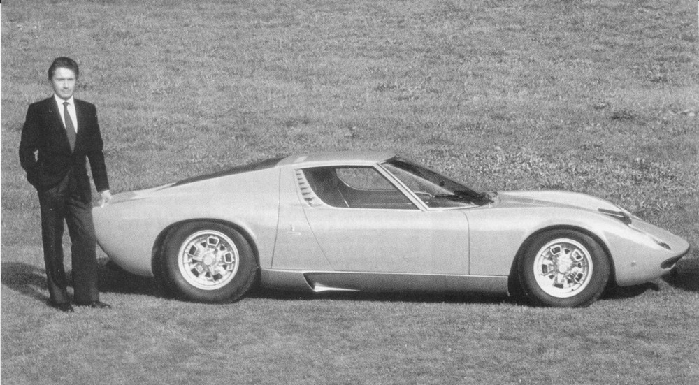 Gandini and the Miura