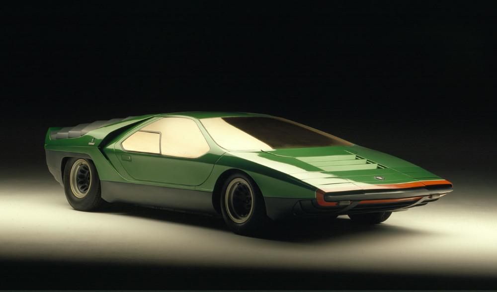 The Alfa Romeo Carabo