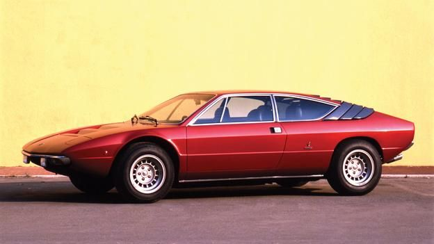 The Lamborghini Urraco
