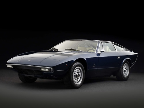 The Maserati Khamsin