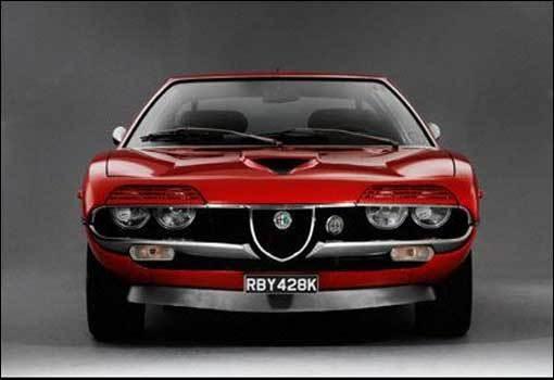The Alfa Romeo Montreal